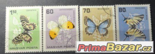 Maďarsko - Partie Motýli 2