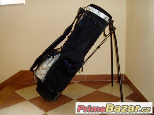 Golfový bag cougar + hole cougar (některé nepoužité)