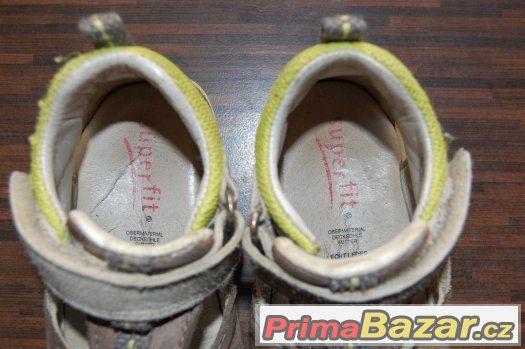 Sandále SuperFit, vel. 21