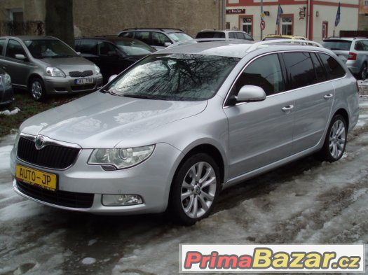 Škoda Superb II 2,0 TDI/CR DSG 4x4 AMBITION, 2012, 174.000km