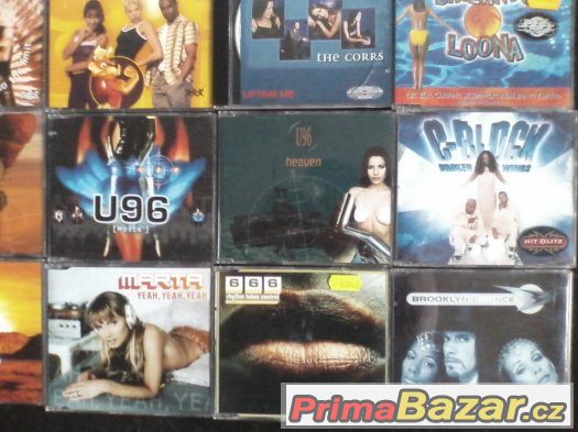 CD - SINGLY