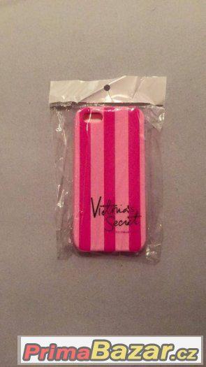 Růžový obal na iPhone 5/5S