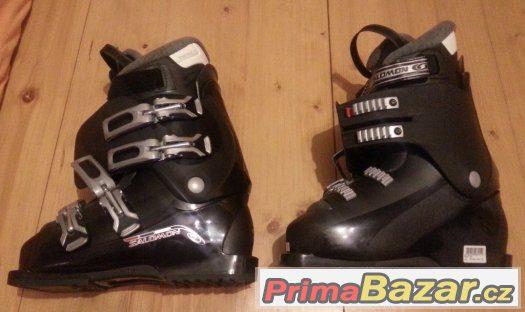 Prodám lyžařské boty Salomon Performa BK