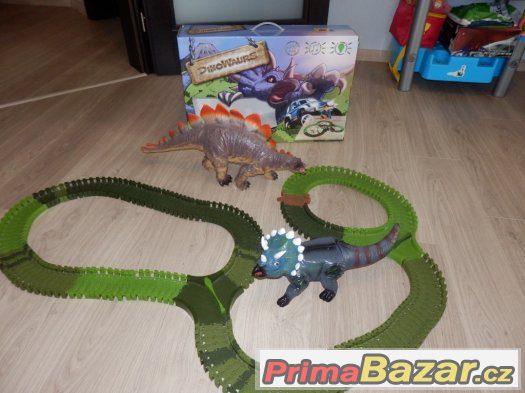 dinowaurs dráha pošta zdarma