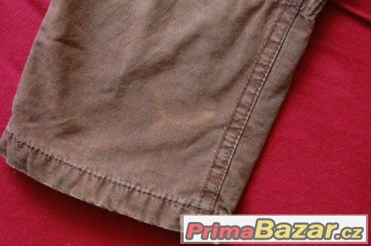 3x kalhoty, vel. 80, 92, 98