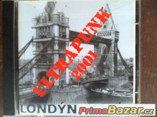 ULTRAPUNK 2001 - LONDÝN-KOLÍN (CD)