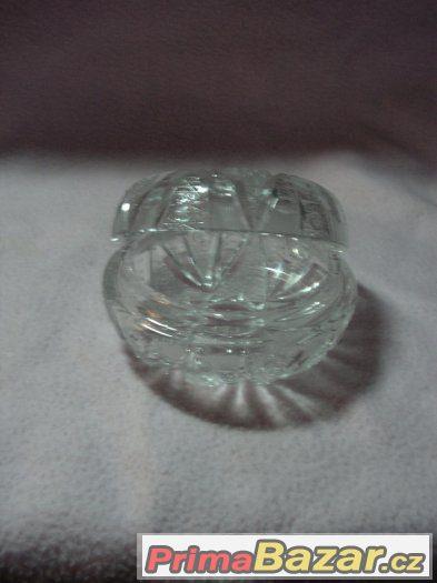 Broušené sklo