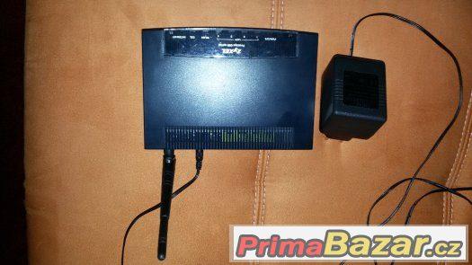 ADSL WiFi router ZyXEL Prestige 600
