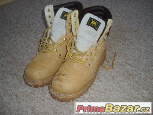Voděodolné kotníkové boty