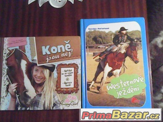 Knížky o koních