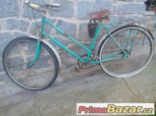 Prodám dámské jízdní kolo