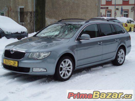 Škoda Superb II 2,0 TDI/CR FAMILY, 2012, 131.000km