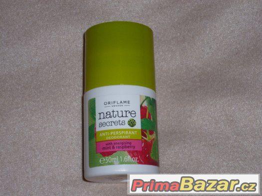 Anti-perspirant Oriflame Nature Secrets