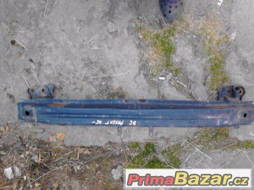 Kovová přední výztuha nárazníku VW PASSAT B6