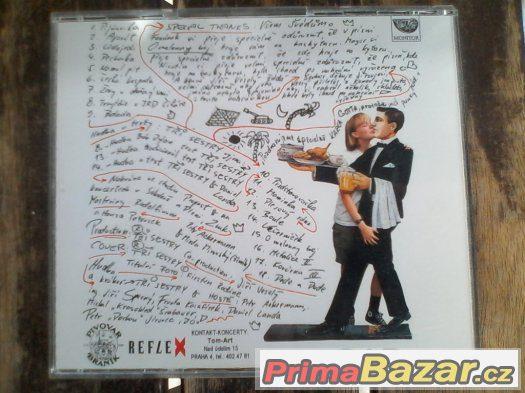 TŘI SESTRY-ŠVÉDSKÁ TROJKA (CD)