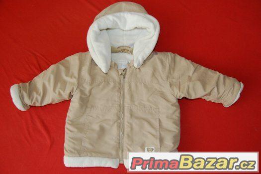 Zimní bunda H&M, vel. 80