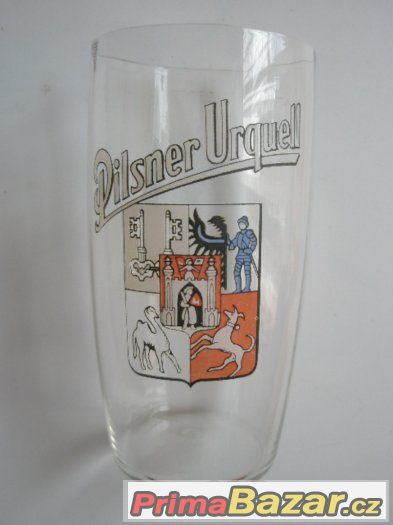 Pivní sklenice 0,3L - PILSNER URQUELL č.2