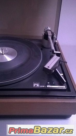 Gramofon PL 2016 automat- porucha mechaniky
