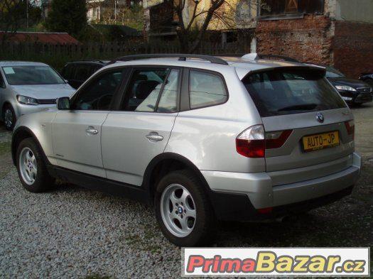 BMW X3 2,0 D X-drive, 2009, 215.000km