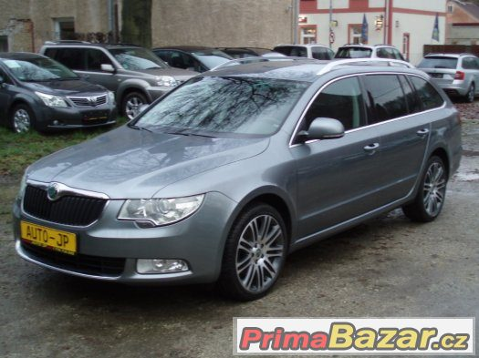 Škoda Superb II 2,0 TDI/CR FAMILY, 2012, 148.000km