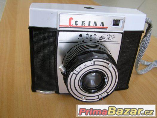 Fotoaparát CORINA