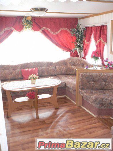 Atraktivni ubytovani v mobilnim domku  v Ceskem Raji.
