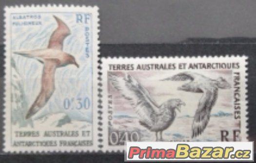 Australské antarktické teritorium - Partie Fauna