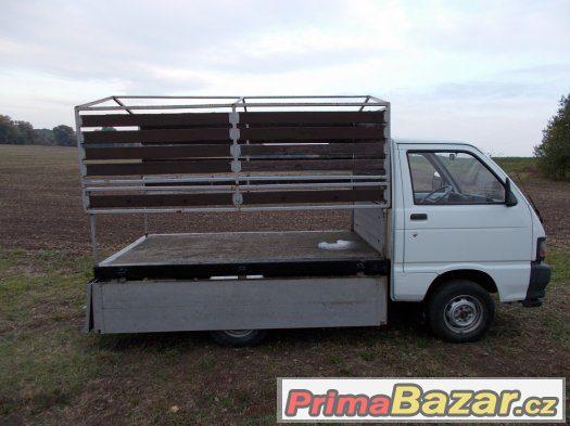 Piaggio Porter (Daihatsu Hijet) 1.2D - najeto pouze 48500 km