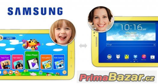 71f652362 SAMSUNG T210 Galaxy Tab 3 7.0 Kids 8GB Wifi Yellow, Most, sbazar ...