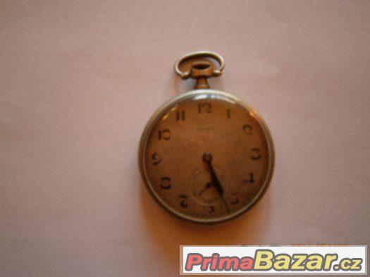 07601aa28 Starožitné švýcarské hodinky CYMA, Frýdek-Místek, sbazar, avízo, bazoš