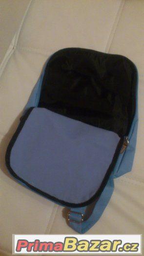 Batoh,batůžek malý-Barva světle modrá