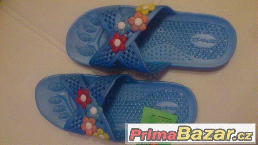 Dámské pantofle nazouváky-vel.39-NOVÉ