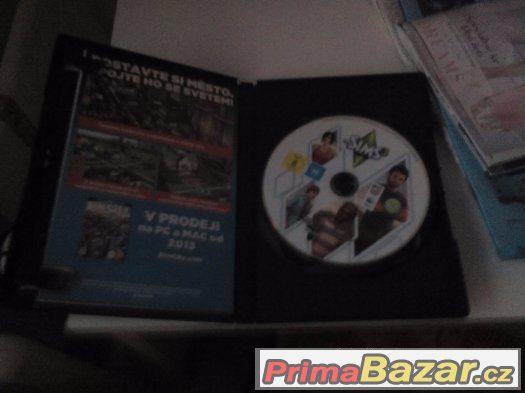 Prodám základní hru The Sims 3