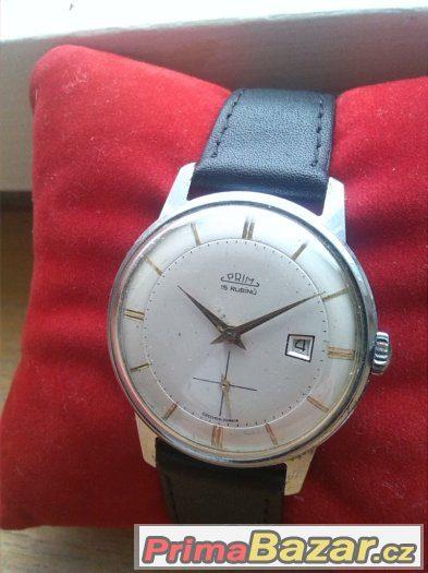 stare hodinky PRIM TRAKTOR DATUMOVKA e5b9e294bd0