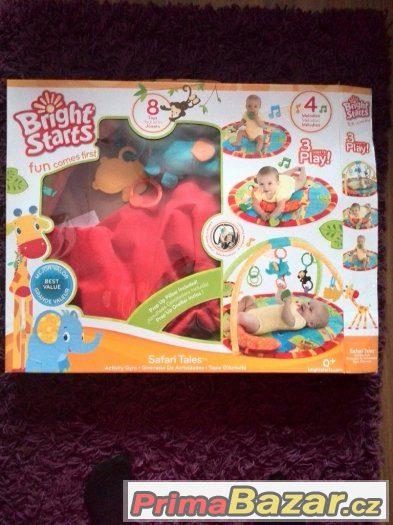 Dětska hraci deka