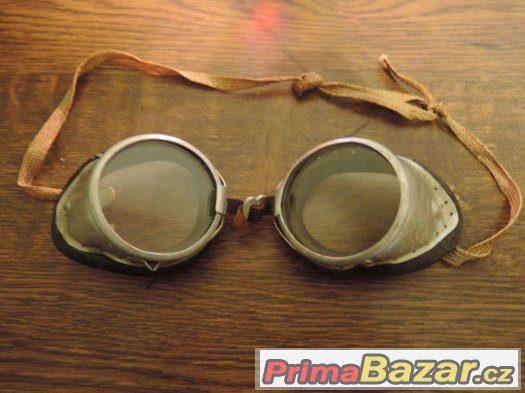 Staré brýle MIMA