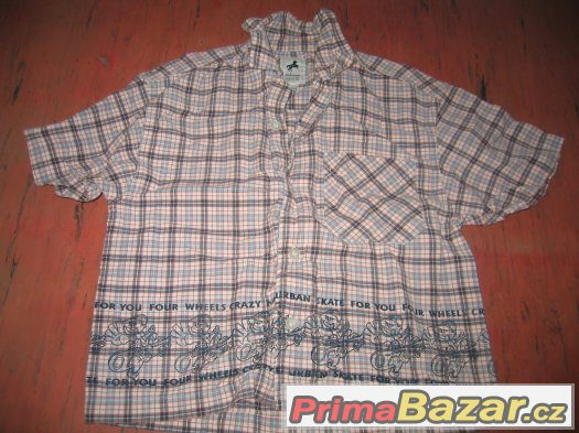 Klučičí košile
