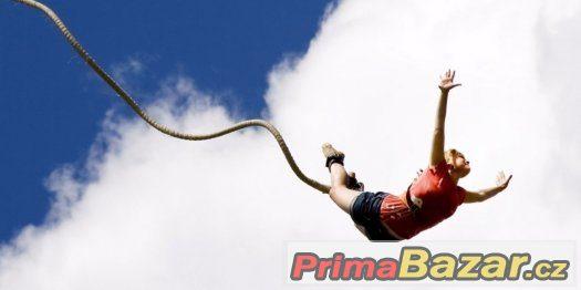 Voucher na bungee jumping