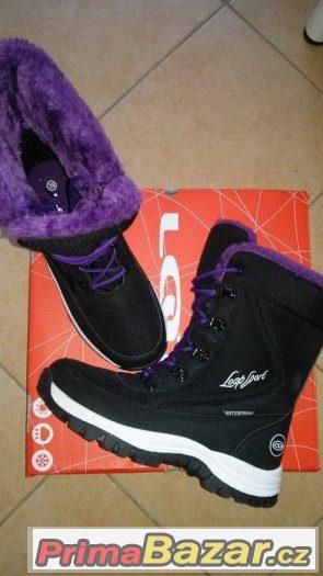 dámské zimní boty LOAP vel.39