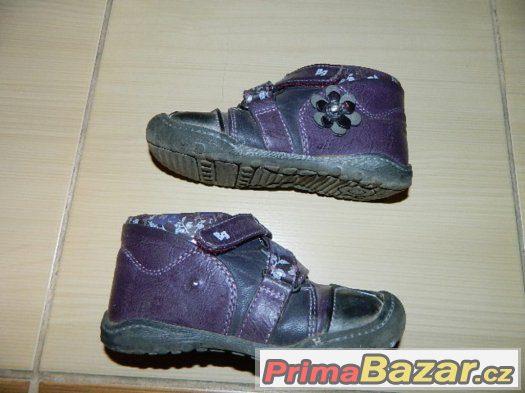 BAŤA kotníčkové jarní boty
