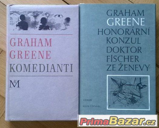 2X GRAHAM GREEN