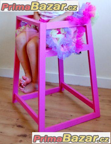Dětská židličky Mickey