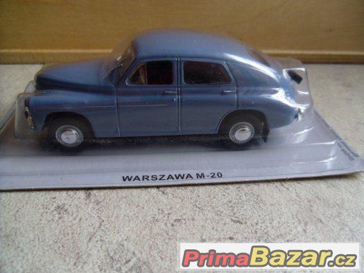 Warszawa M-20
