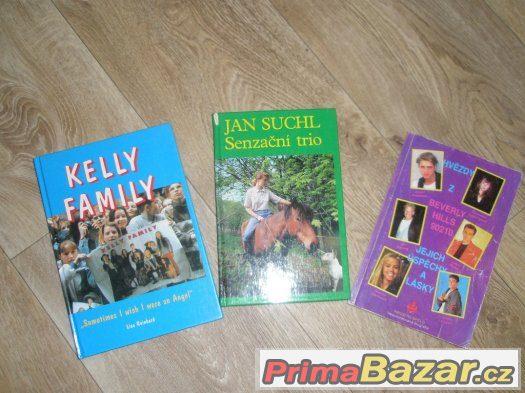 knížky pro mladé - levně