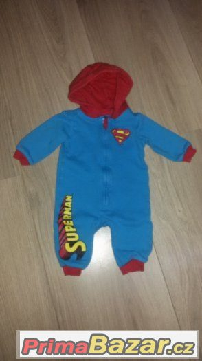 Overálek superman