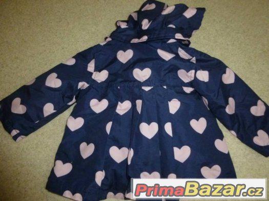 nádherný kabátek pro holčičku