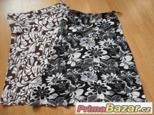 Dámské sukně 2ks