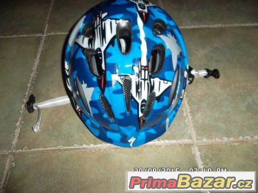 Prodam helmy na kolo jsou ze znackove prodejny