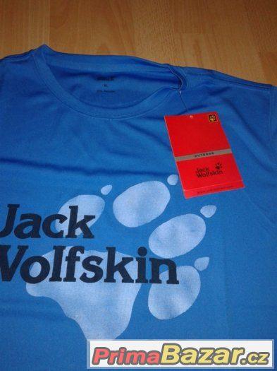 funkční tričko Jack Wolfskin L a XL
