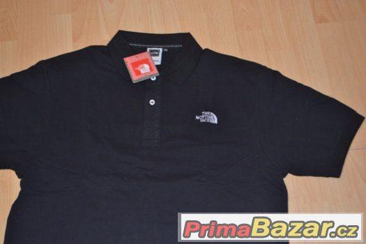tričko The North Face XXL doprava zdarma supr matroš černé